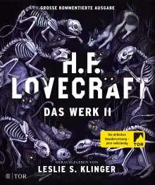 H. P. Lovecraft: H. P. Lovecraft. Das Werk II, Buch