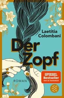 Laetitia Colombani: Der Zopf, Buch