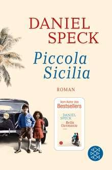 Daniel Speck (geb. 1969): Piccola Sicilia, Buch
