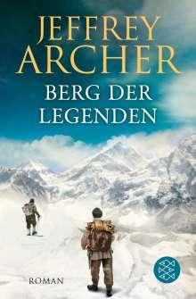 Jeffrey Archer: Berg der Legenden, Buch