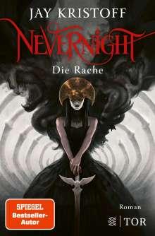 Jay Kristoff: Nevernight - Die Rache, Buch