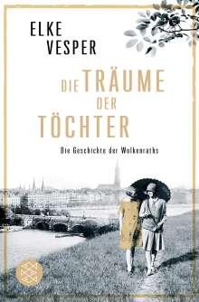 Elke Vesper: Die Träume der Töchter, Buch
