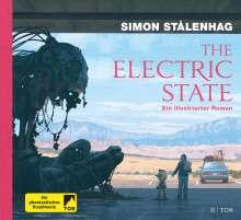 Simon Stålenhag: The Electric State, Buch