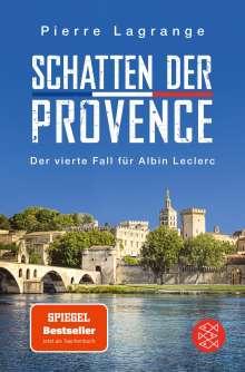 Pierre Lagrange: Schatten der Provence, Buch