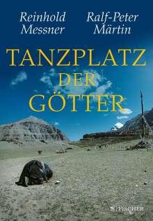 Reinhold Messner: Tanzplatz der Götter, Buch