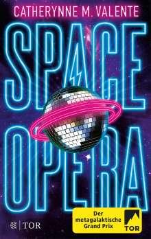 Catherynne M. Valente: Space Opera, Buch