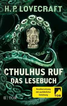 H. P. Lovecraft: Cthulhus Ruf. Das Lesebuch, Buch