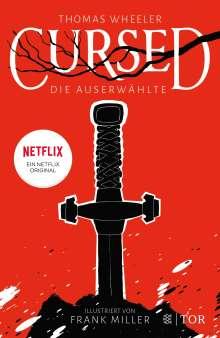 Frank Miller: Cursed - Die Auserwählte, Buch