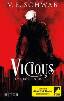 V. E. Schwab: Vicious - Das Böse in uns, Buch