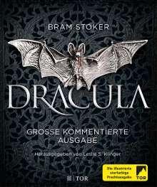 Bram Stoker: Dracula - Große kommentierte Ausgabe, Buch