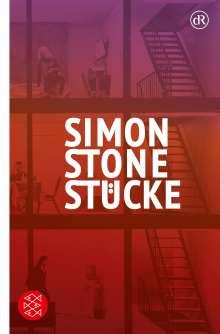 Simon Stone: Stücke, Buch