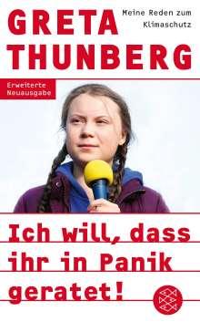 Greta Thunberg (geb. 2003): Ich will, dass ihr in Panik geratet!, Buch