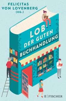 Mark Forsyth: Lob der guten Buchhandlung, Buch