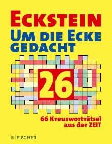 Eckstein - Um die Ecke gedacht 26, Buch