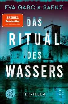 Eva García Sáenz: Das Ritual des Wassers, Buch