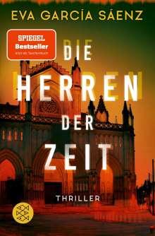 Eva García Sáenz: Die Herren der Zeit, Buch