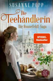 Susanne Popp: Die Teehändlerin, Buch