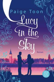 Paige Toon: Lucy in the Sky, Buch