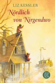 Liz Kessler: Nördlich von Nirgendwo, Buch