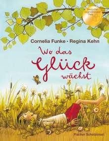 Cornelia Funke: Wo das Glück wächst, Buch