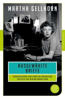 Martha Gellhorn: Ausgewählte Briefe, Buch