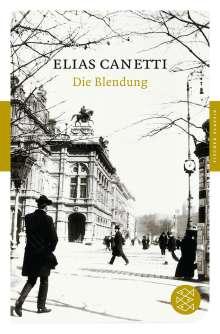 Elias Canetti: Die Blendung, Buch