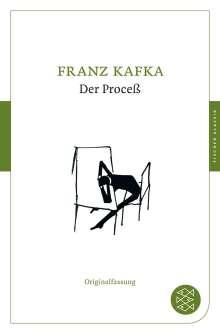 Franz Kafka: Der Proceß, Buch