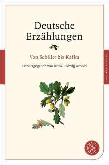 Deutsche Erzählungen, Buch