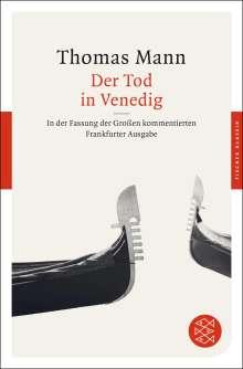 Thomas Mann: Der Tod in Venedig, Buch