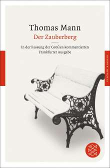 Thomas Mann: Der Zauberberg, Buch