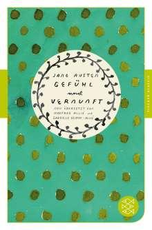 Jane Austen: Gefühl und Vernunft, Buch