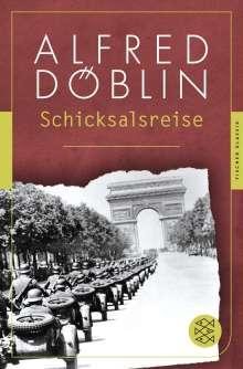 Alfred Döblin: Schicksalsreise, Buch
