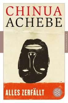 Chinua Achebe: Alles zerfällt, Buch