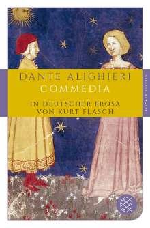 Dante Alighieri: Commedia, Buch