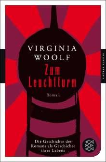 Virginia Woolf: Zum Leuchtturm, Buch