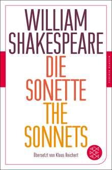 William Shakespeare: Die Sonette - The Sonnets, Buch