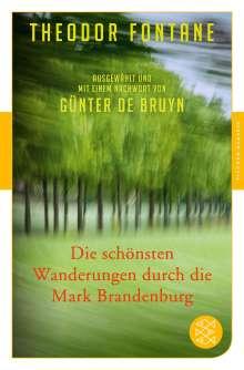 Theodor Fontane: Die schönsten Wanderungen durch die Mark Brandenburg, Buch