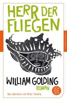 William Golding: Herr der Fliegen, Buch