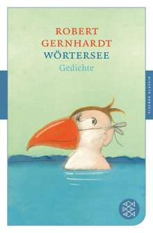 Robert Gernhardt: Wörtersee, Buch