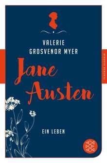 Valerie Grosvenor Myer: Jane Austen, Buch