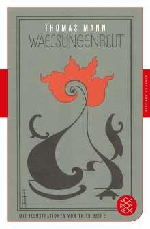 Thomas Mann: Wälsungenblut, Buch