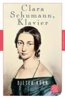 Dieter Kühn: Clara Schumann, Klavier, Buch