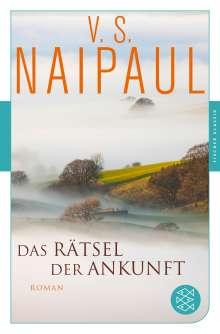 V. S. Naipaul: Das Rätsel der Ankunft, Buch