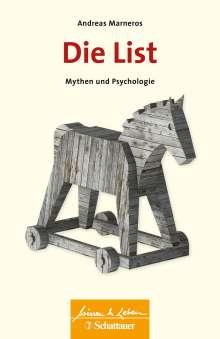 Andreas Marneros: Die List, Buch