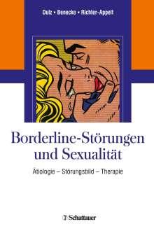 Borderline-Störungen und Sexualität, Buch