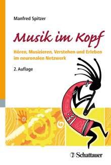 Manfred Spitzer: Musik im Kopf, Buch