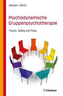 Paul L. Janssen: Psychodynamische Gruppenpsychotherapie, Buch