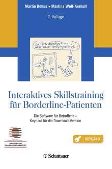 Martin Bohus: Interaktives Skillstraining für Borderline-Patienten, Buch