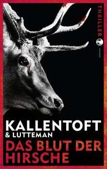Mons Kallentoft: Das Blut der Hirsche, Buch