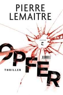 Pierre Lemaitre: Opfer, Buch